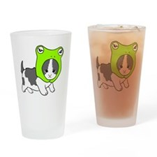 froghead Drinking Glass