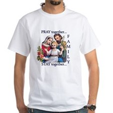 pray_together_12x12-clear Shirt