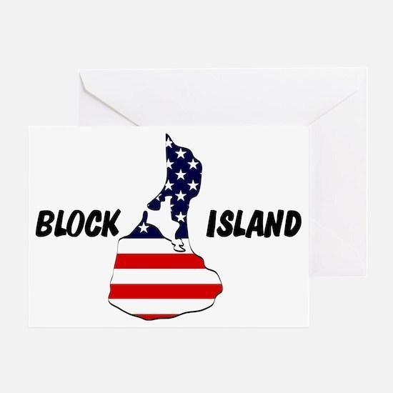 Block Island Greeting Card