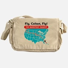 fly_colton Messenger Bag