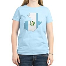 Guatemala_mapflag T-Shirt