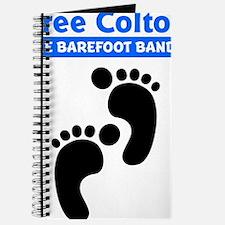 colton-footprints Journal