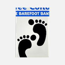 colton-footprints Rectangle Magnet