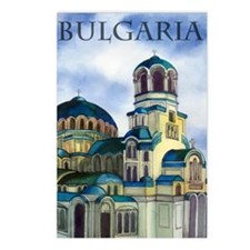 bulgaria4 Postcards (Package of 8)