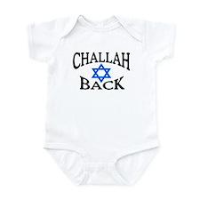 CHALLAH BACK T-SHIRT SHIRT JE Infant Bodysuit