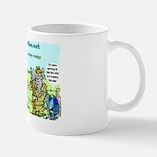 rino hunt (2) Mug