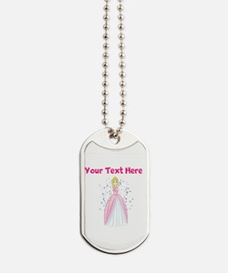 Personalize This Princess Item Dog Tags