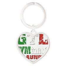 GTL-32 Heart Keychain