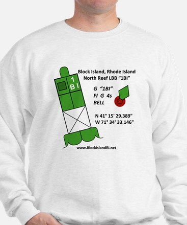 Block Island 1BI North Reef Marker Sweater