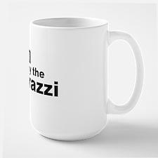 ShotByThePaparazzi-7 Large Mug
