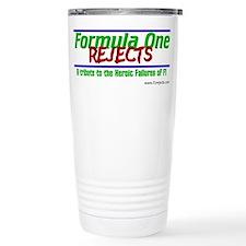 Cute F1 Travel Mug
