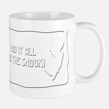 snooki-white Mug