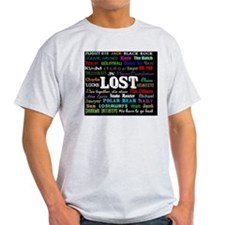 lostcalendar7 T-Shirt