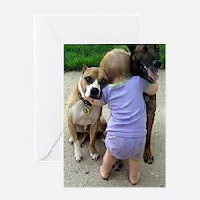 breedprofilinglarge Greeting Card