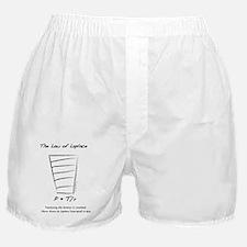 law of laplace 1 Boxer Shorts