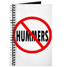 NO HUMMERS--Journal
