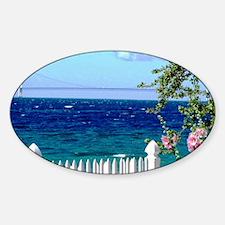 macbridgewater Sticker (Oval)