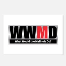 WWMD Postcards (Package of 8)