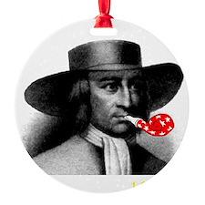 Quakers - Party dark Ornament