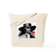 Quakers - Party dark Tote Bag