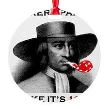 Quakers - Party light Ornament