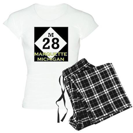 M28marquette Women's Light Pajamas