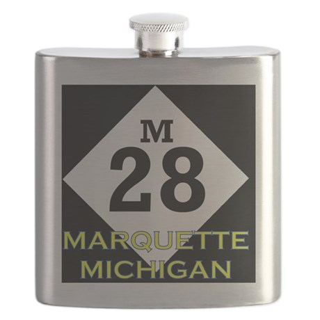 M28marquette Flask