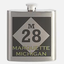 M28marquette Flask