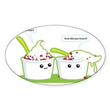 Froyo Decal