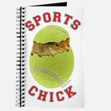 Tennis Chick 3 Journal