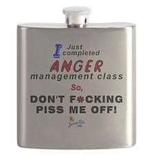 Anger Flask