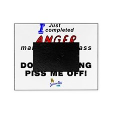 Anger Picture Frame