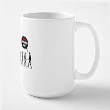 Evolution Stop Following Me Mug