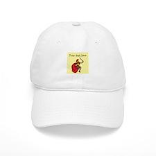 Customizable Santa and Gifts Baseball Baseball Cap