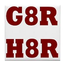 G8Rd Tile Coaster