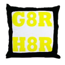G8R Throw Pillow