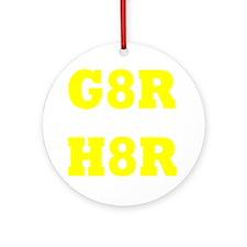 G8R Round Ornament