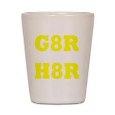 G8R Shot Glass