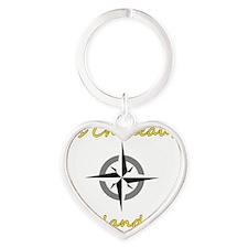 lci Heart Keychain