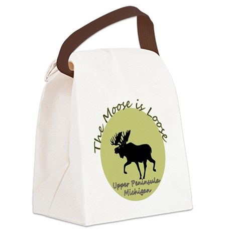 MisL1010 Canvas Lunch Bag