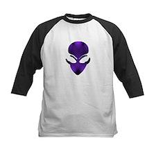 Purple Passion Alien Face Tee