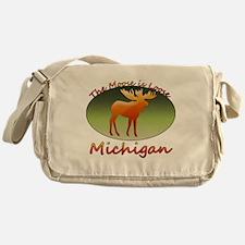 MooseIsLoose1010 Messenger Bag