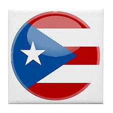 puertorici Tile Coaster