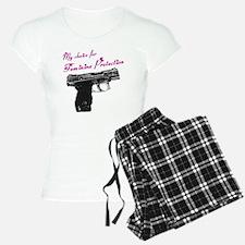 femprotect10x10_apparel cop Pajamas