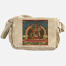 padmabuddha_tshirt Messenger Bag