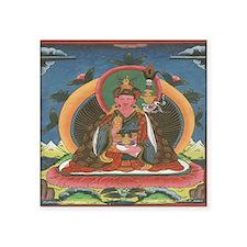 "padmabuddha_tshirt Square Sticker 3"" x 3"""