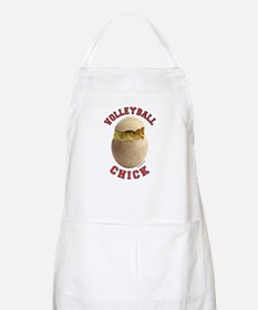 Volleyball Chick 2 BBQ Apron