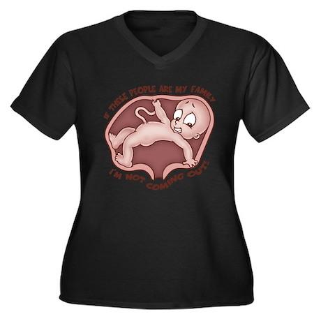 Familiophobia Plus Size T-Shirt