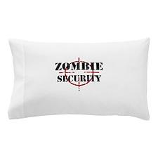 Zombie Security Pillow Case