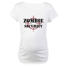 Zombie Security Shirt